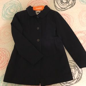 Girl's Pea Coat